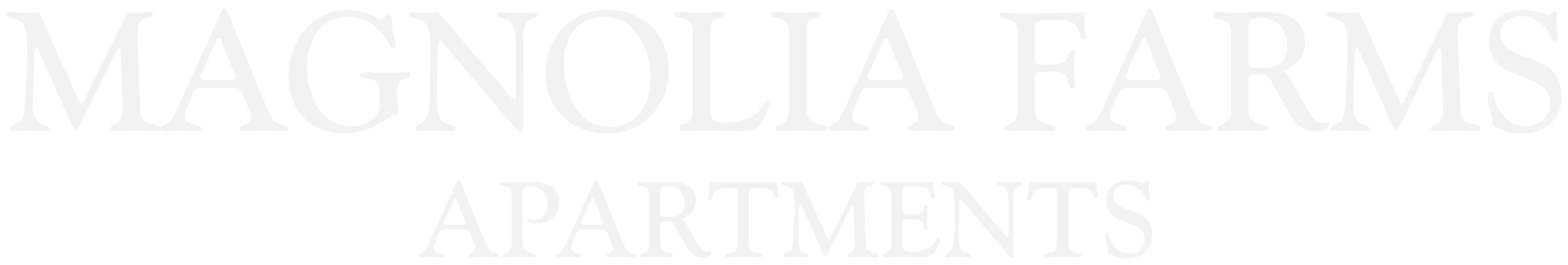 Magnolia Farms Logo